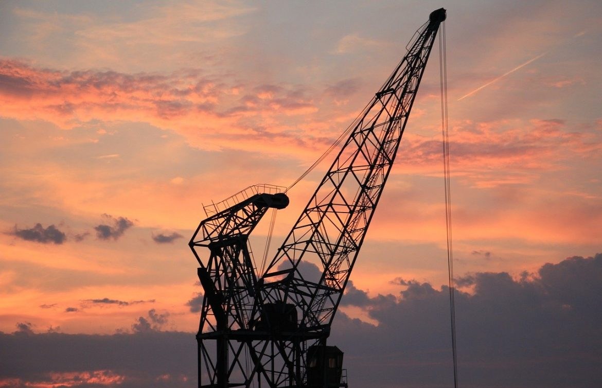 Importance of cranes for multi-storey buildings